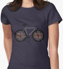 British Cycling is Brilliant Womens Fitted T-Shirt