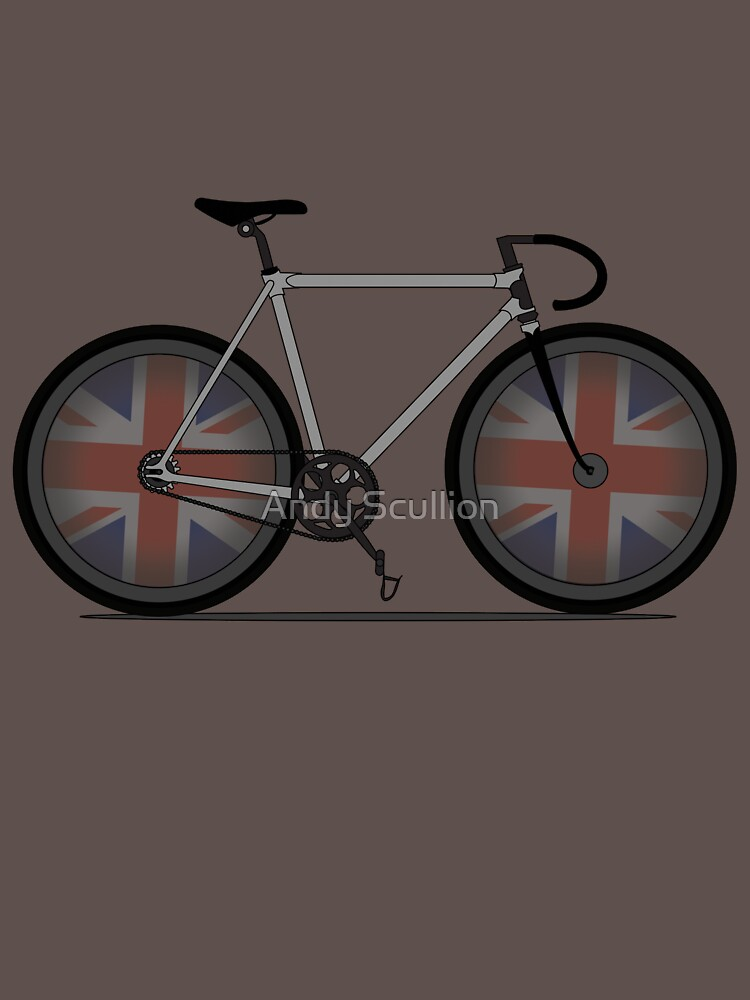 TShirtGifter presents: British Cycling is Brilliant | Unisex T-Shirt