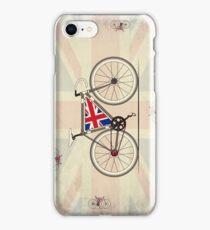 Love Bike, Love Britain iPhone Case/Skin