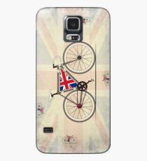 Love Bike, Love Britain Case/Skin for Samsung Galaxy