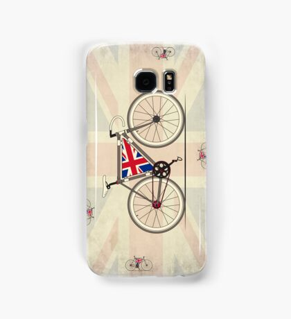 Love Bike, Love Britain Samsung Galaxy Case/Skin