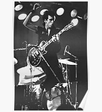 Mick Jones, The Clash #2 Poster