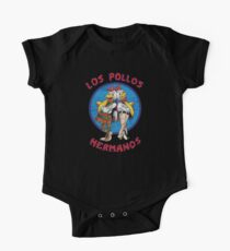 Los Pollos Hermanos One Piece - Short Sleeve