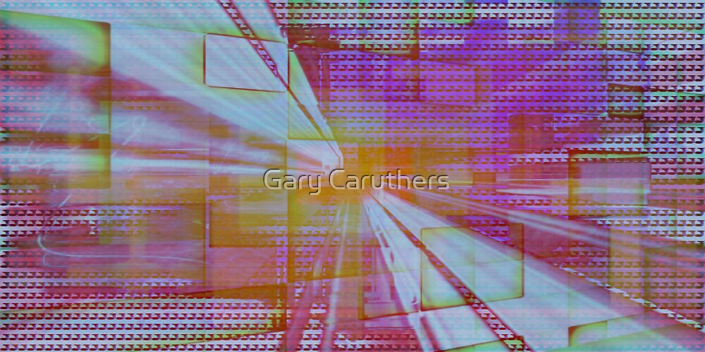 Interchangeable Streaming by Gary Caruthers