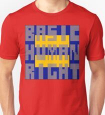 Basic Human Right Unisex T-Shirt