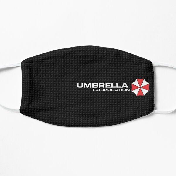 Umbrella Corp. Mascarilla Mascarilla plana
