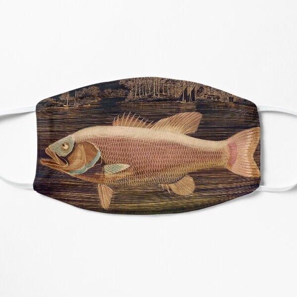 Pink Salmon Flat Mask