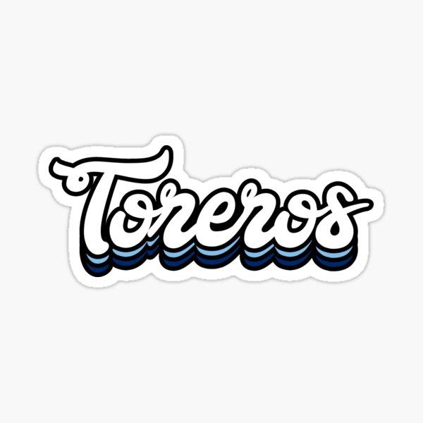 Toreros - University of San Diego Sticker