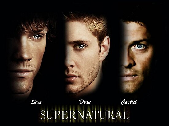 Supernatural by Elizabeth Coats