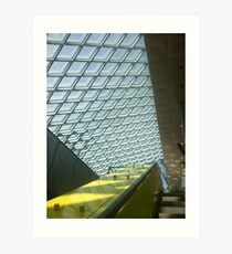 Seattle Public Library, Central Branch Art Print
