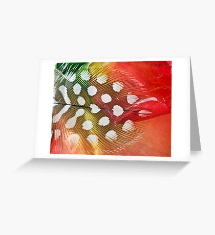 Rose Sherbet Greeting Card