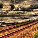 Ghost Train... by ninjabob