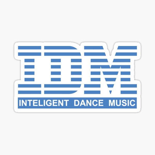 IDM Sticker