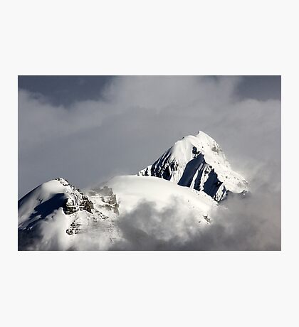 Himalayas Uncovered Photographic Print