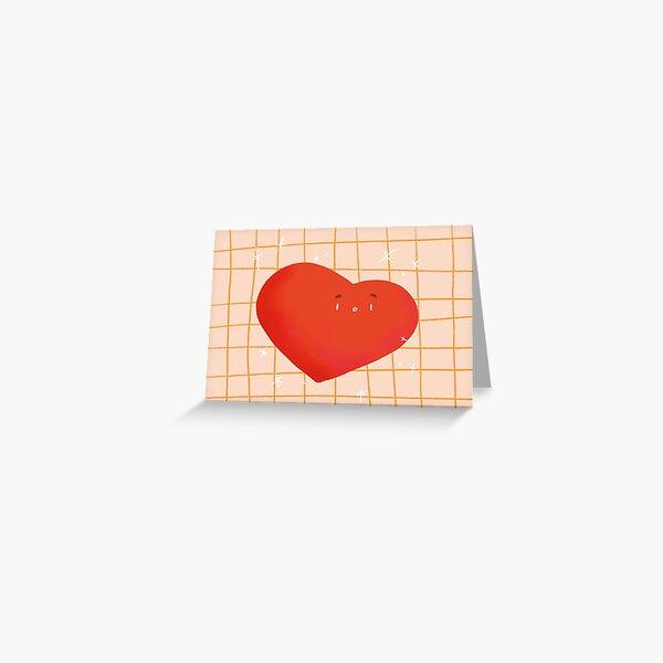 Cute lil heart Greeting Card