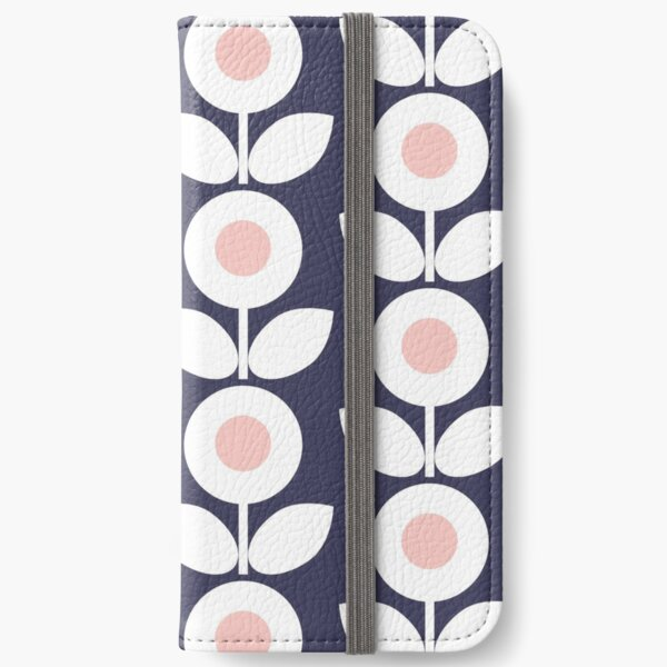 MCM Bloomin' Bluebell iPhone Wallet