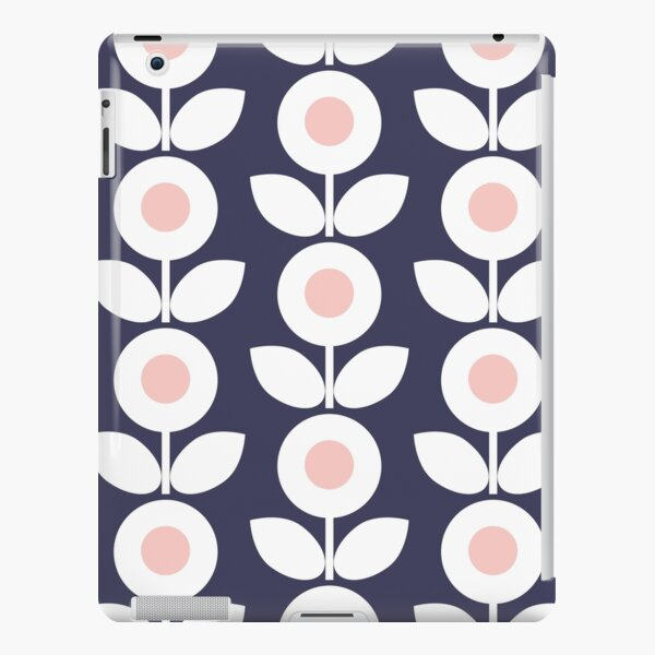 MCM Bloomin' Bluebell iPad Snap Case