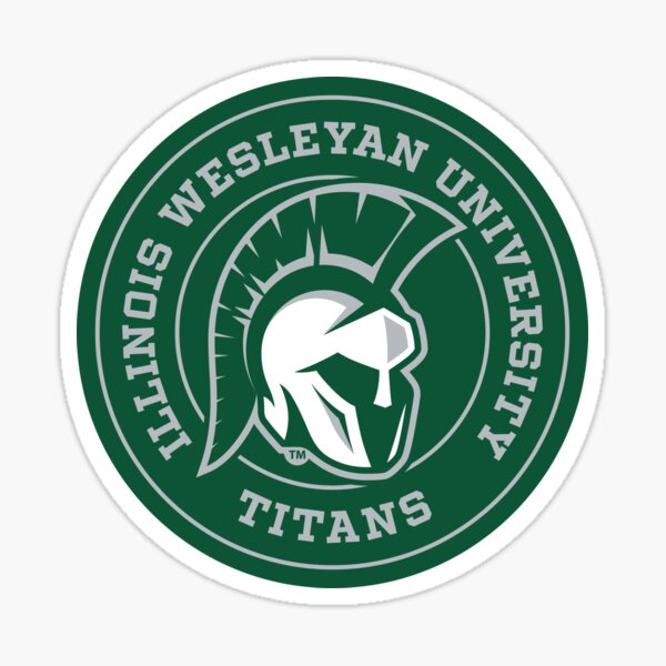Titans Circle Sticker