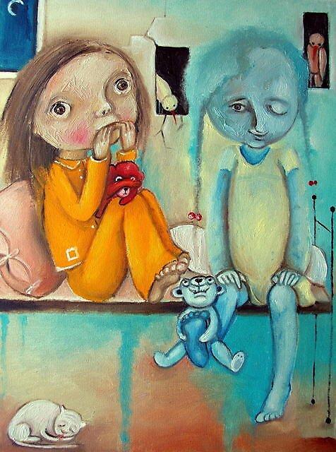 Nightmare by Monica Blatton