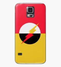 Flash / Reverse Flash Logo Phone Case Case/Skin for Samsung Galaxy
