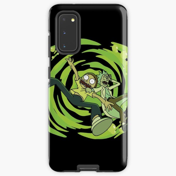 The Vat Of Acid Design (Rick & Morty) Samsung Galaxy Tough Case
