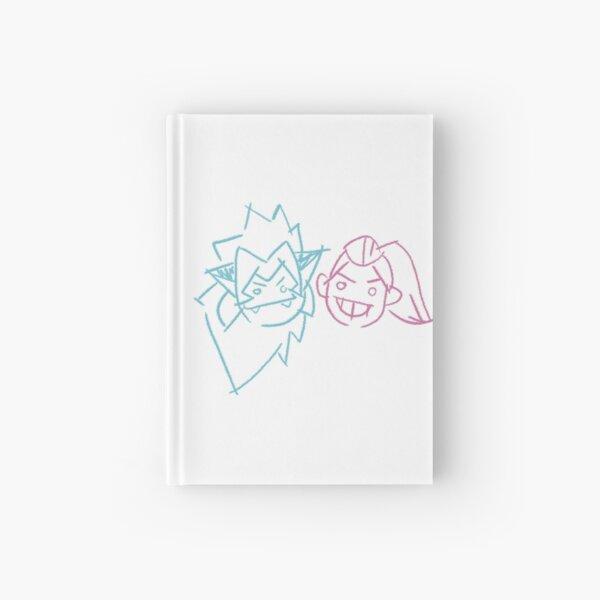 Catra and Adora; BFFS Hardcover Journal