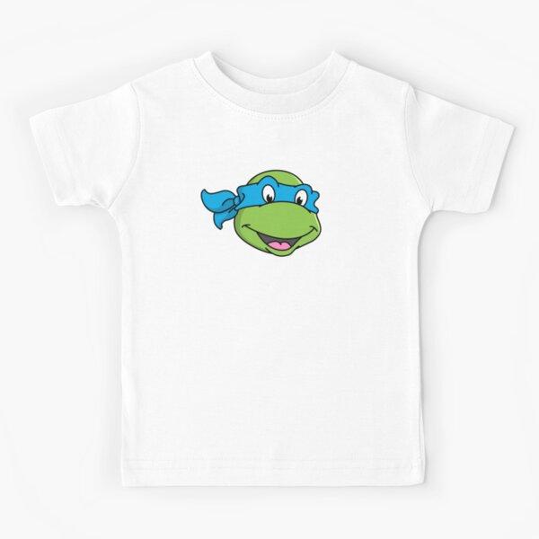TMNT Leonardo Nostalgia Art Kids T-Shirt