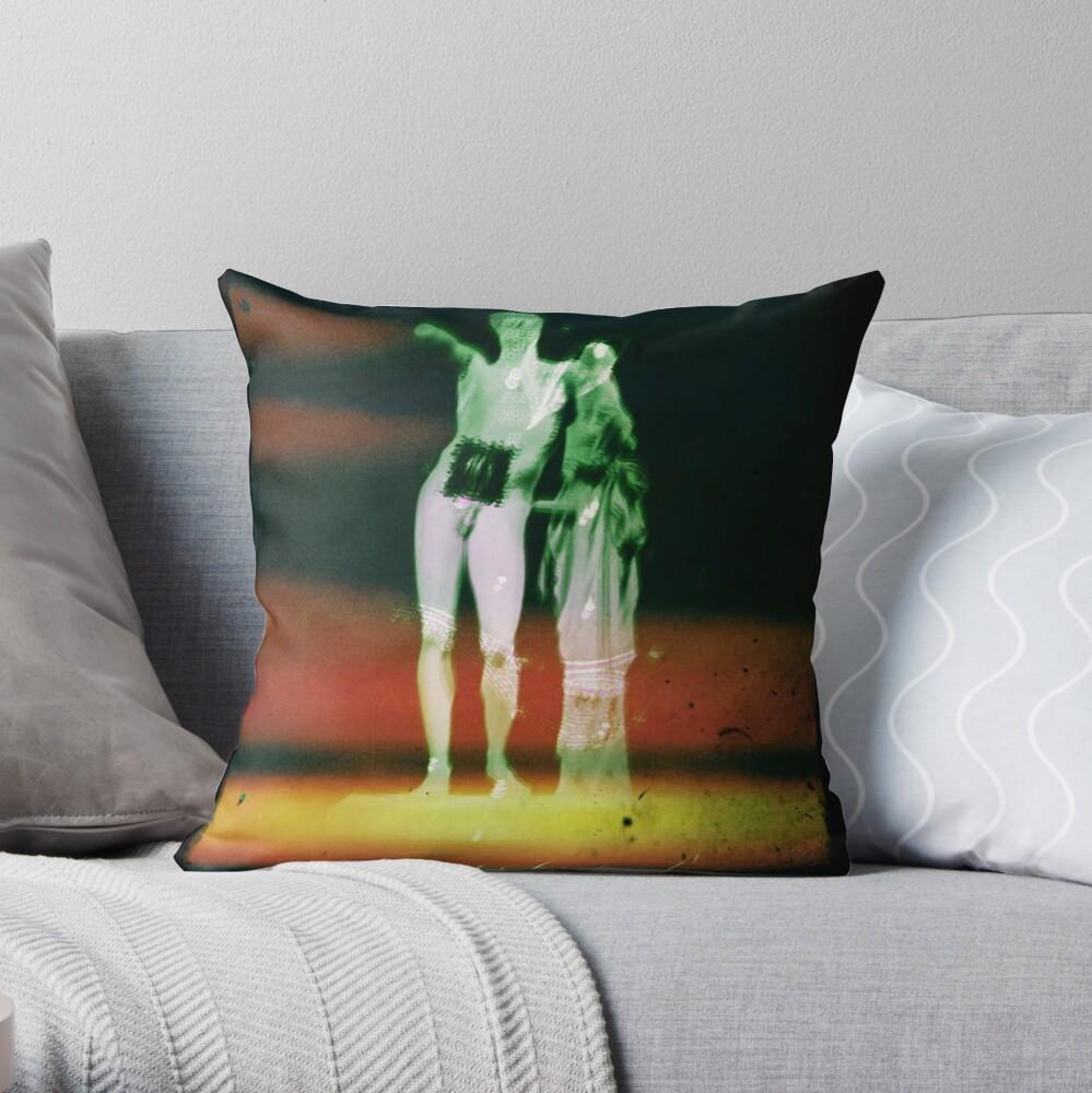 NAVEL Throw Pillow