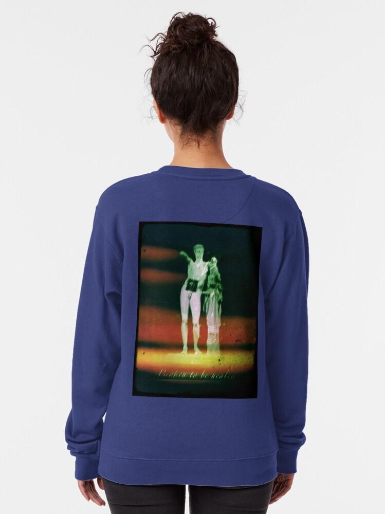 Alternate view of NAVEL Pullover Sweatshirt