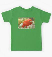 Fresh Garden Tomatoes Kids Tee