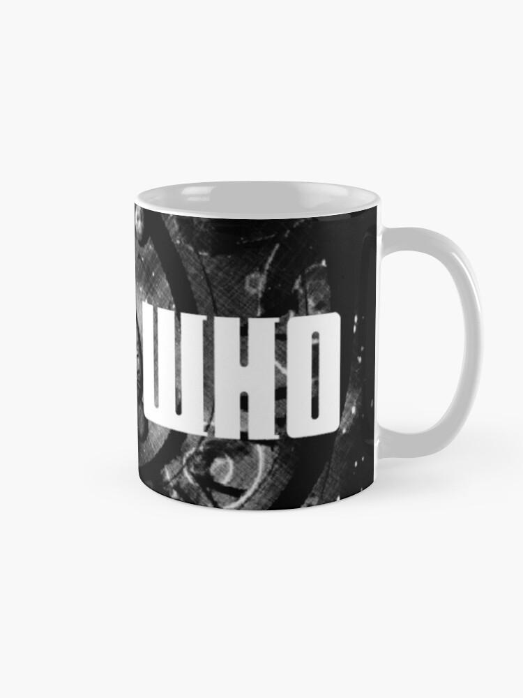 Alternate view of Clara Who Mug