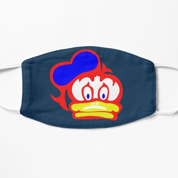 Barry Sheene Duck Logo, chemise, sweat à capuche, autocollant, masque Masque sans plis