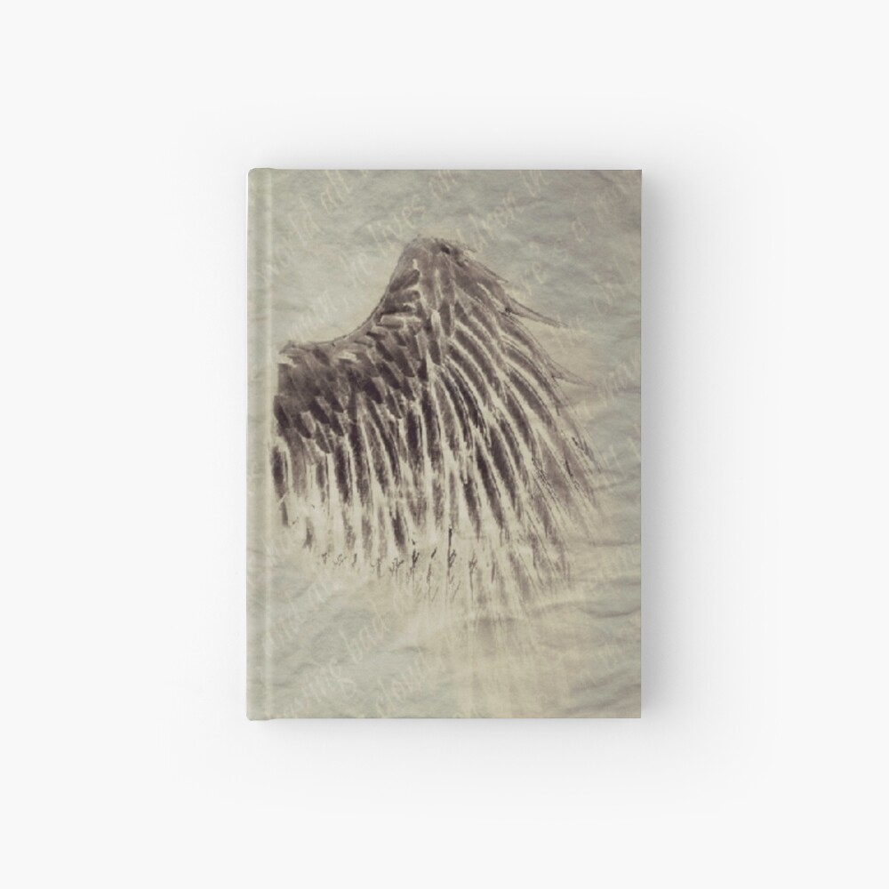 I Don't Think I'll Ever Land Hardcover Journal