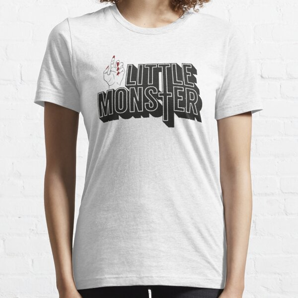 Little Monster Paws Up Essential T-Shirt