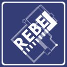 Electronic Rebellion by thedailyrobot