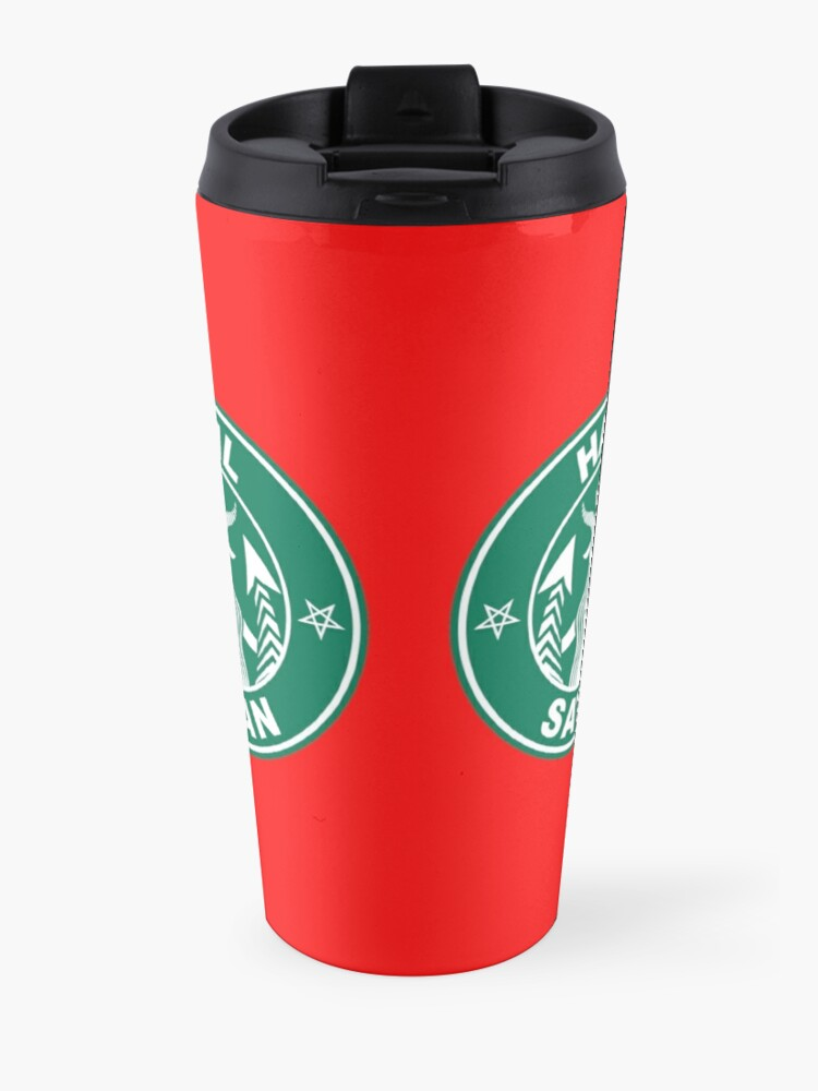 Alternate view of Red Cup Travel Mug