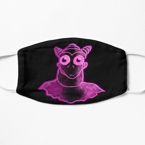 Pink Humanoid Mask