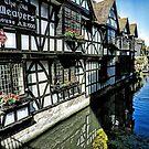 The Weavers House, Canterbury by hans p olsen