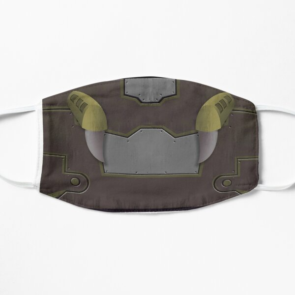 Mecha Mask - Panther Flat Mask