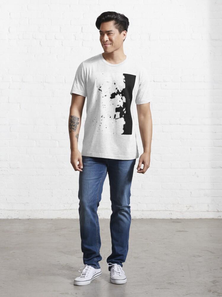 Alternate view of Contrast-O-Diablo Z Essential T-Shirt
