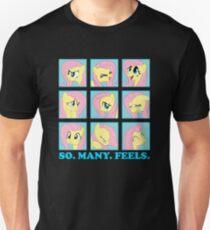 Fluttershy Feels Unisex T-Shirt