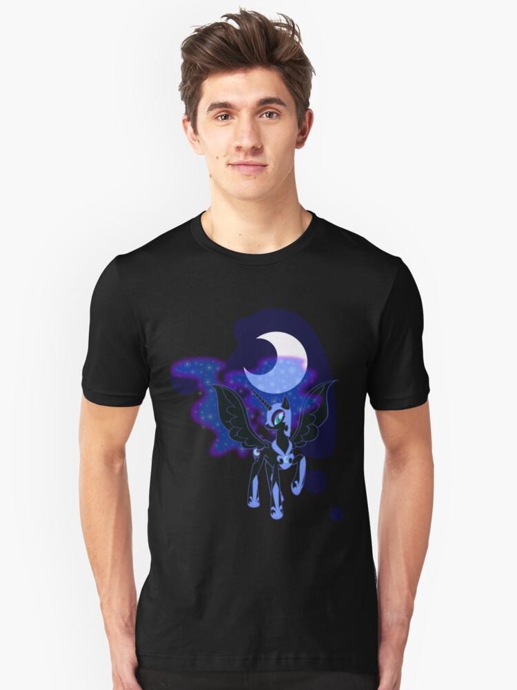 Nightmare Moon by Celestiya
