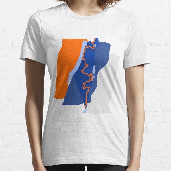 Israel National Trail Shvil Israel, Pilgern, Wandern Essential T-Shirt