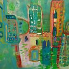 city #7 by H J Field