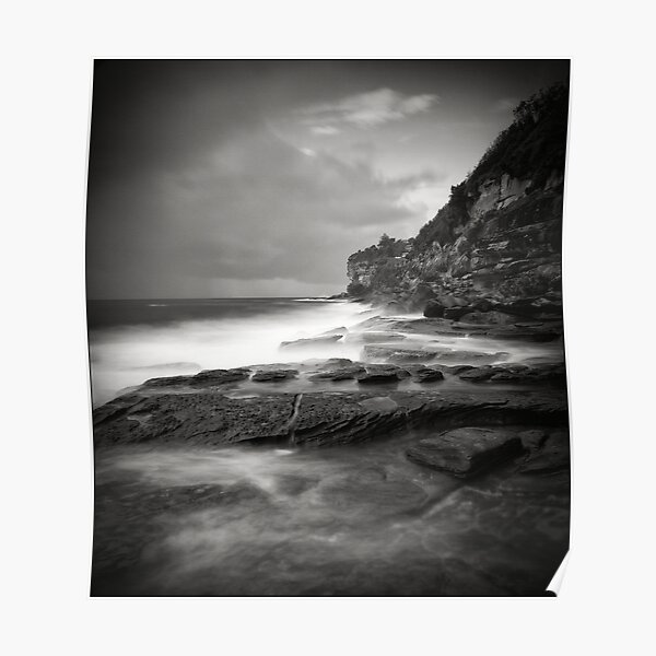 Storm Approaching Dee Why Poster
