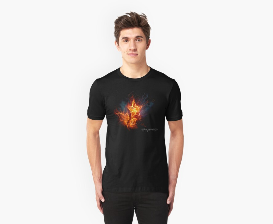 Fire Flower by SimplyMatt
