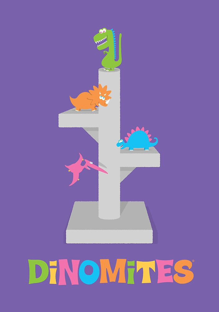 DinoMites by copywriter