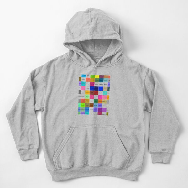 Visual illusion, Psychedelic Art, Psychedelic, Art, visual, illusion Kids Pullover Hoodie