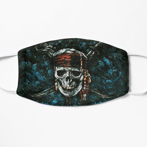 Pirat Jolly Roger Flache Maske