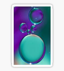 Blue Bubble's Sticker